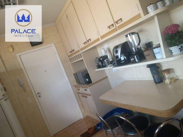 Apartamento com 3 dormitórios à venda, 126 m² por R$ 450.000 - Paulista - Piracicaba/SP - Foto 18