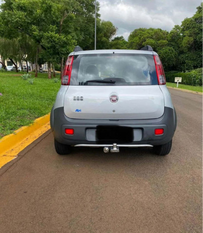 Fiat Uno 1.0 Way Flex (parcelamos) - Foto 10