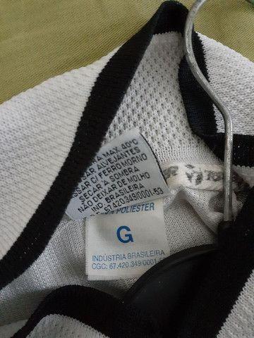 Camisa do ABC para venda tamanho G só venda - Foto 3