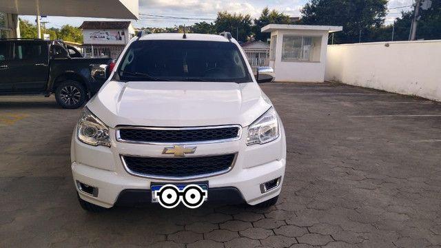 Chevrolet S10 - LTZ 2.8 4x4 - Turbo Diesel Aut - Foto 2