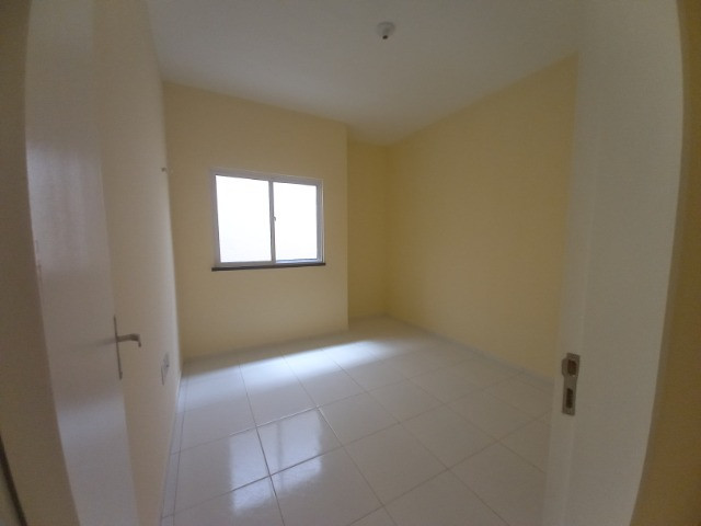 JP casa nova de 3 quartos 2 banheiros em rua asfaltada e do lado da sombra - Foto 9