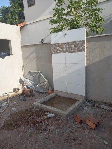 Casa de 1ª locação para venda com 3 quartos, suíte, garagem em Itaipuaçu - Maricá - Foto 14