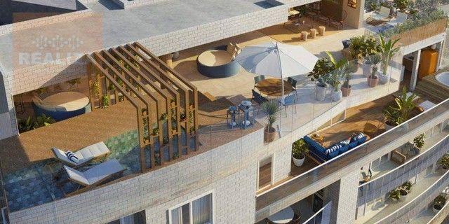 Apartamento com 3 dormitórios à venda, 120 m² por R$ 690.000 - Pedra - Eusébio/CE - Foto 20
