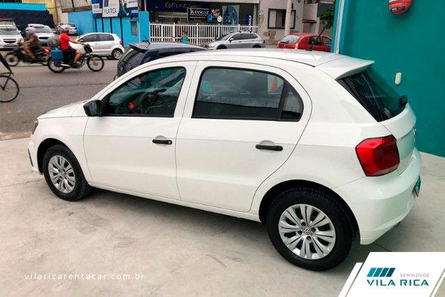 Vila Rica Seminovos VW Gol 1.0 12v MPI TotalFlex Trendline 4P Manual - Foto 4