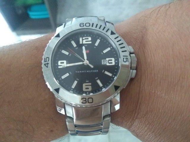 Relógio Tommy Hilfiger - Masculino Original Aço Inoxidavel - Foto 5