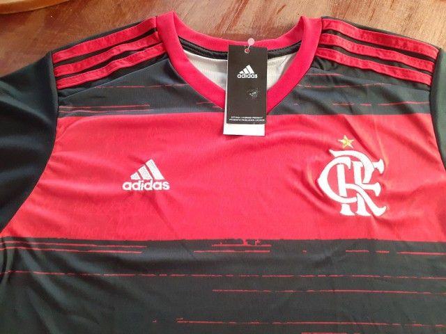 Uniforme do Flamengo 20/21 G - Foto 5