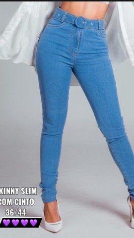 Jeans disponíveis pra pedidos