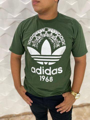 Camisa Adidas e Nike - Foto 4