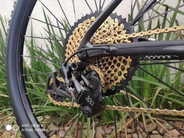 Bike Cannondale Lefty Ocho carbono - Foto 4
