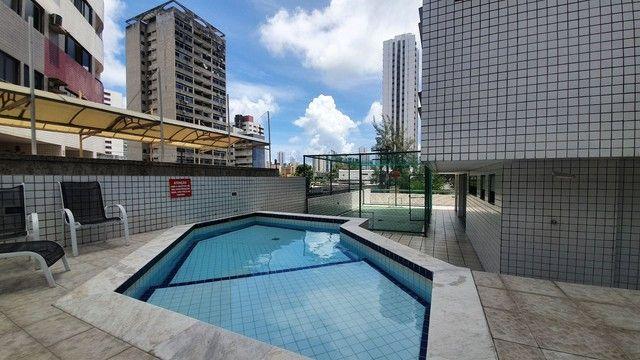 A*/Z- Apartamento com 3 Quartos em Boa viagem em andar alto - Foto 4