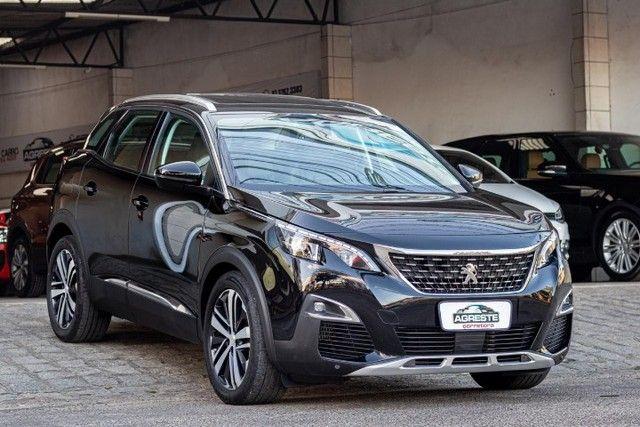 Peugeot 3008 griffe 1.6 turbo 2019 automatico *IPVA 2021 PAGO* - Foto 3