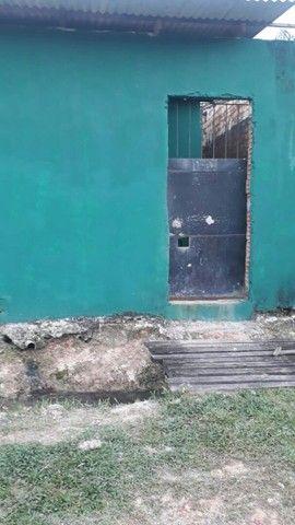 Vende-se uma casa no 40 horas perto do posto de saúde do ariri  - Foto 2