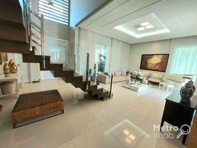 Casa de Condomínio com 5 quartos à venda, 600 m² por R$ 4.800.000 - Cohama - São Luís/MA - Foto 4
