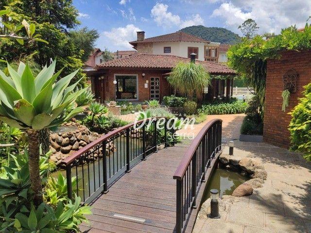 Casa com 4 dormitórios à venda, 117 m² por R$ 600.000,00 - Alto - Teresópolis/RJ