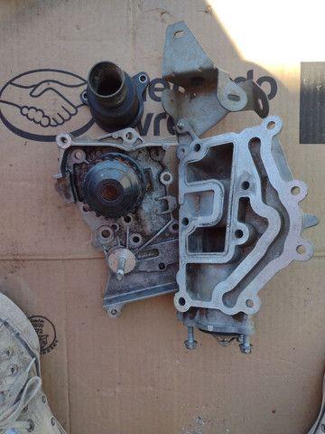 Bomba d'água carcaça do sensor aquecimento Renault Megane gran Tour 1.6 16v - Foto 3