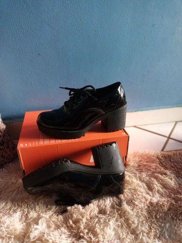 Promoção!Sapato tratorado n.37 - Foto 2
