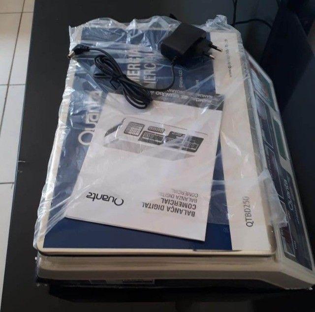 Balança Digital Comercial 40kg Nova na caixa sem uso - Foto 6