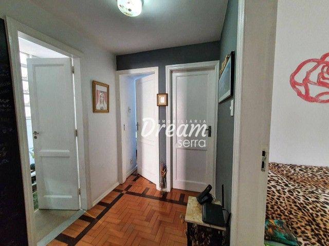 Apartamento com 3 dormitórios à venda, 70 m² por R$ 340.000,00 - Alto - Teresópolis/RJ - Foto 10