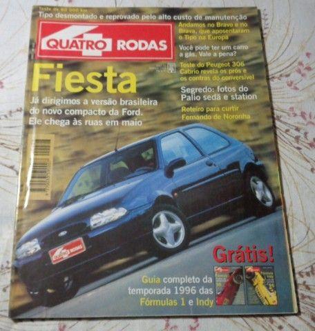 Quatro Rodas Março 1996