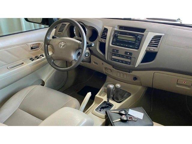 Toyota Hilux SW4 SW4 3.0 SRV 4X4 - Foto 4