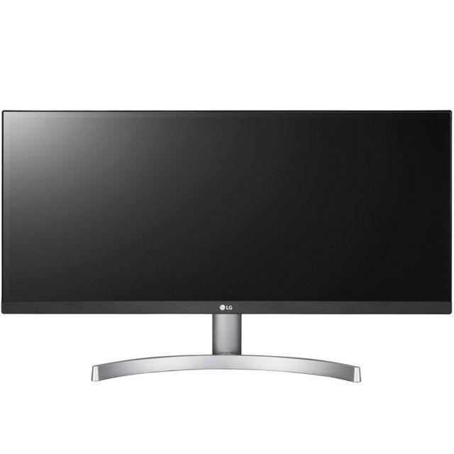 Novo Monitor Lg LED 29´ Ultrawide, Full Hd, Ips Hdmi/Dp FreeSync Som Integrado  29WK600 - Foto 2