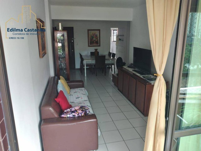 Excelente Apartamento com 4 dormitórios à venda, 94 m² por R$ 600.000 - Boa Viagem - Recif - Foto 10