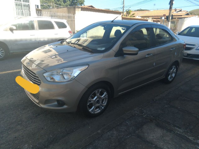 FordK+ Sedan - Foto 5