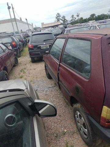 Vendo Fiat Uno Ano 97 - Foto 2
