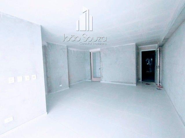 JS- Lindo apartamento na beira mar de Casa Caiada com 95m² - Estação Marcos Freire - Foto 4