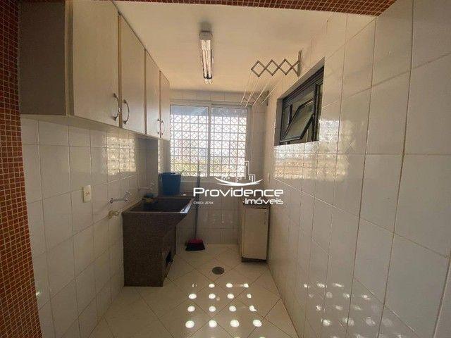 Apartamento com 3 dormitórios para alugar, 61 m² por R$ 1.250,00/mês - Centro - Cascavel/P - Foto 4