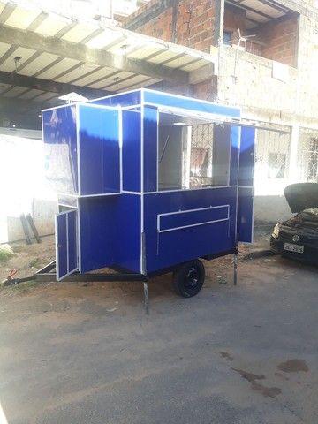Luis trailer.