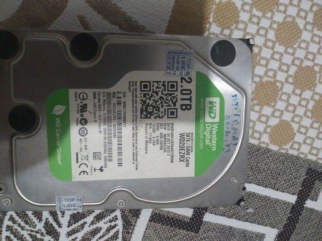 HD 2 TB Seagate (desktop)
