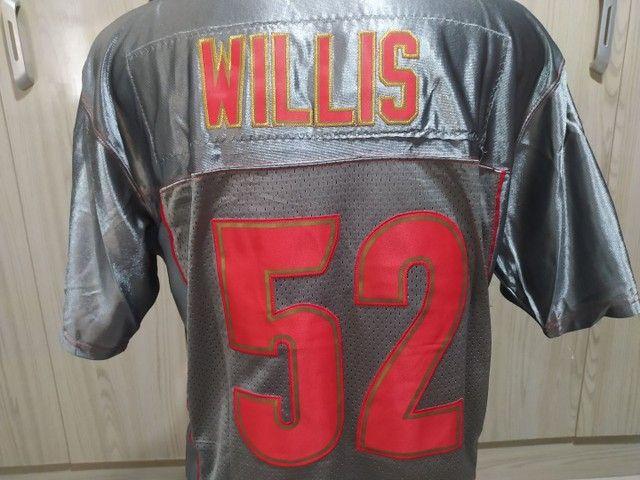Camisa NFL - San Francisco 49ears - Foto 2