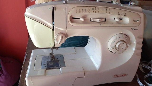 Maquina de costurar