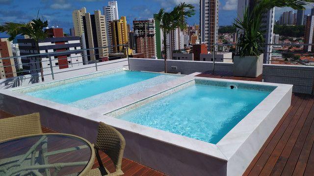 Flat Promoção  135/dia e 1899/mês- Gold Flat Manaíra -  Melhor que HoTel!!! - Foto 4