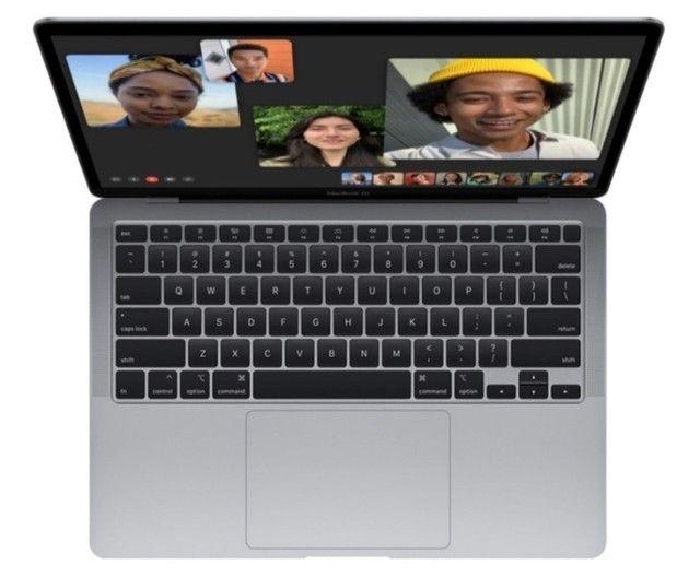 "MacBook Air A1932 (True Tone 2019) cinza espacial 13"""