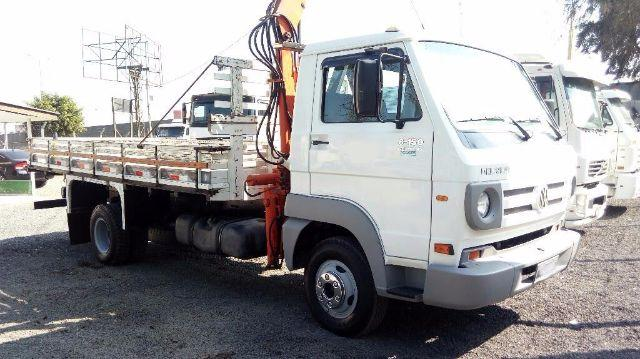 VW 8.150 / 8150 DELIVERY MUNK