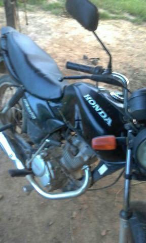 Vende-se uma moto fan 2008 125