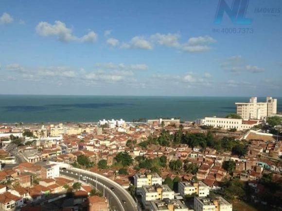 Alto da Ribeira - Vista Rio Pontengi e Praias - 3 qua, 1 suíte - 2 vagas - R$ 260.000,00