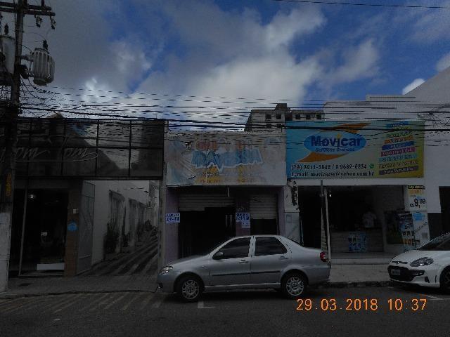 Loja comercial rua laranjeiras 465 bairro centro