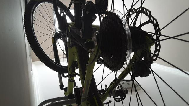 "Vendo Bike Trek Merlim 7 Aro 29"" zerada - Foto 5"