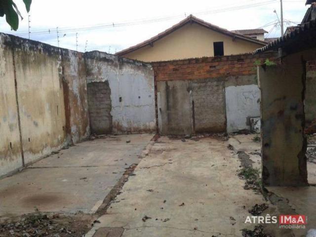 Terreno para alugar, 190 m² por r$ 600/mês - residencial celina park - goiânia/go - Foto 2