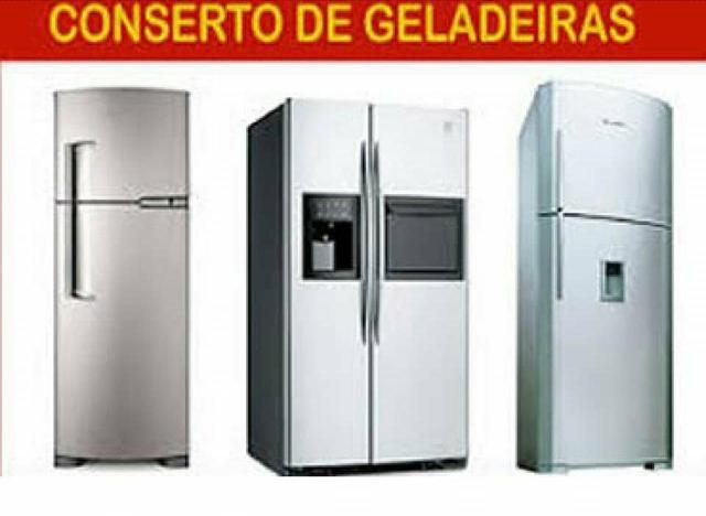 Concertos de geladeiras Multimarcas - Foto 2