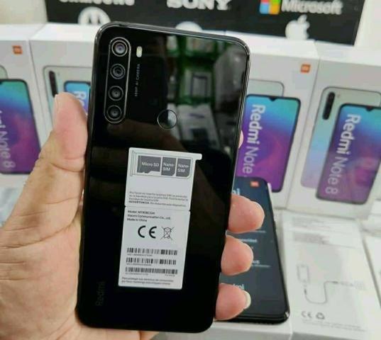 Xiaomi Note 8 * NOVO LACRADO - Foto 3