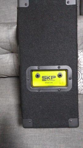 Caixa de Som + Cabeçote (amplificador)Super Oferta!!!!!! Ocasião - Foto 2