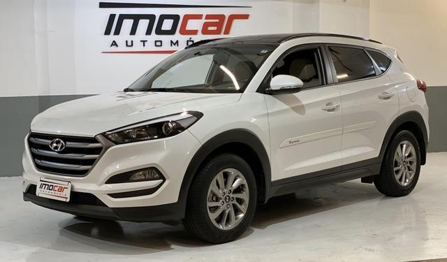 Hyundai - Tucson turbo GLS
