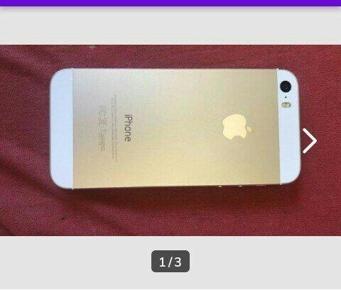 IPhone 5s 16 GB (leia o anúncio) - Foto 2