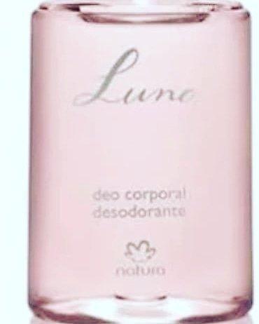 Perfume Natura Luna e Kaiak refil 100ml