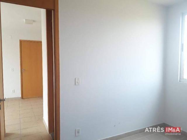 Apartamento com 2 dormitórios para alugar, 67 m² por r$ 600,00/mês - setor perim - goiânia - Foto 9