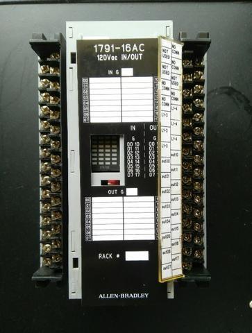 Módulo Clp Allen Bradley1791-16ac 127V